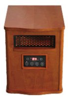 Heater Infrared Quartz Oak Cmp