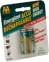 Battery Aa Rechargeable 2/Cd