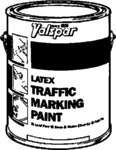 Paint: Traffic Marking, Brush-On