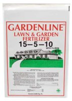 Fertilizer 15-5-10 40# W/Iron