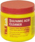 Surface Prep: Sulfamic Acid, Cleaner