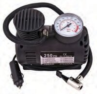 Air Compressor 12v W/Guage