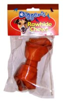Bone Large Smoked Rawhide