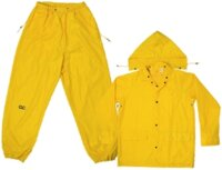 Rain Suit 3 Pc Ywl .18mm Lg
