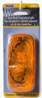 Clearance Light 2 Bulb-Amber