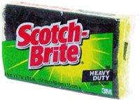 Scouring Pad Kitchen Scotch