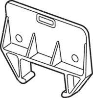 "Drawer Guide Nyl 1-1/8"" Track"