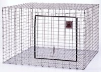 Rabbit Hutch 24x24x16""