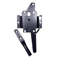 Post Latch Heavy Duty Black