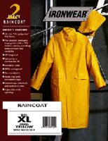 Rain Coat 2-Pc .35mm Med