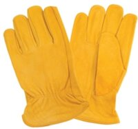 Gloves Drivers Cowhide Xl