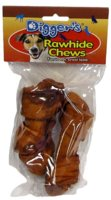 Bone Beef Rawhide Small 2pk