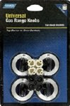 Range Parts: Knobs, Gas