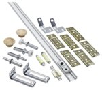 Door Hardware: Folding Door Kits
