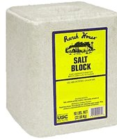 Salt Block 50# Plain