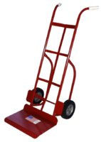 "Hand Truck 8"" For Bags 500#"