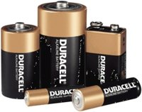 Battery Aa Alkaline 4/Cd