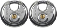 Padlock 70mm Comm Disc 2/Cd