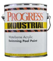 Paint Acr Swim Pool White Gl
