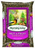 Bird Feed Nut/Fruit Bl 7lb Ms