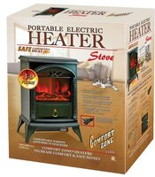 Stove Electric Black