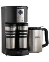 Coffee Maker 10-Cup Therm W/Cp