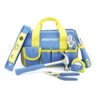 Tool Set 7-Pc Blue/Yellw W/Bag