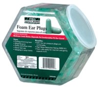 Ear Plug Foam 100pr/Jar