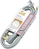 Dryer Cord 6' 30a 3-Wire