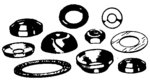 Faucet Repair Parts: Speciality Washers
