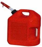 Gas Can 5 Gal-Spillproof