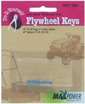 Lawnmower Parts: Flywheels, Keys, Tools