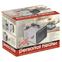 Heater Personal 1500watt Black