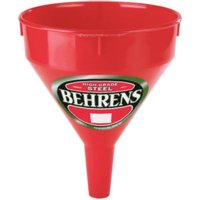 Funnel 6-Qt Red Poly