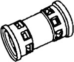Conduit Fittings: Ent, Couplings, Snap-In