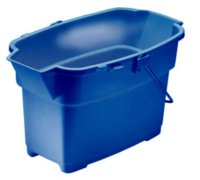 Pail 14-Qt Blue Roughneck