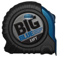 "Tape Measure 1-1/4""x33' Bigblu"
