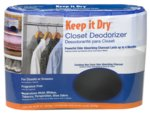 Air Fresheners: Dehumidifier, Chemical