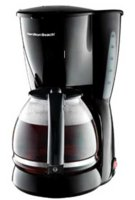 Coffee Maker 12-Cup Black