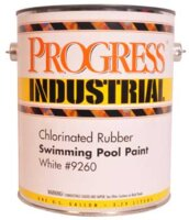 Paint Swimming Pool White Gl