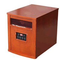 Heater Infrared Quartz Oak