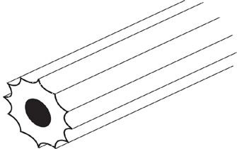 Window Parts: Spline