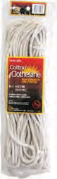 Clothesline Cotton #6 50'
