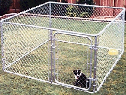 Fence Equipment: Kennels