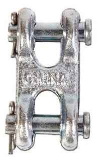 Chain Accessories: Double Clevis Links