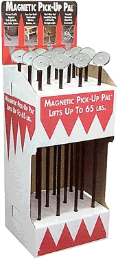 Magnetic Pick-Up Pal 12/Disply