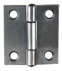 "Butt Hinge Lite Narrow 2"" Zp"
