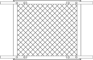 Window Parts: Screen Frame & Parts