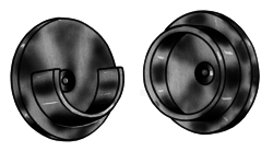 Pole Socket Abs Plastic