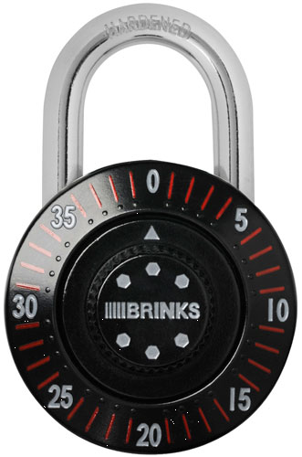 Combination Lock Dial Safe
